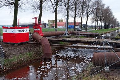 Grond-, weg- en waterbouw - Van Heck Group