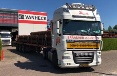 Transport | Van Heck Group