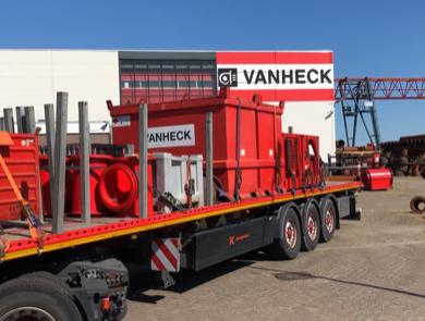 Transport Italië | Van Heck Group